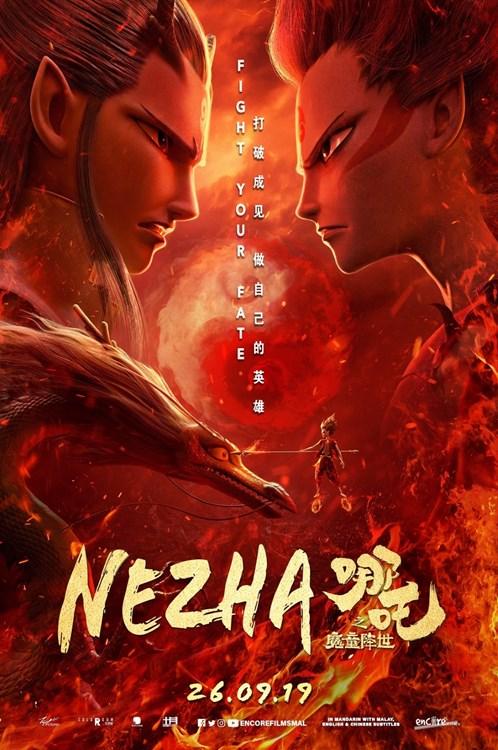 Review Filem Nezha