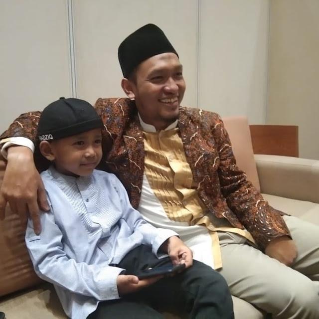 Mizyan Hadziq Putra Ustadz Abdul Somad