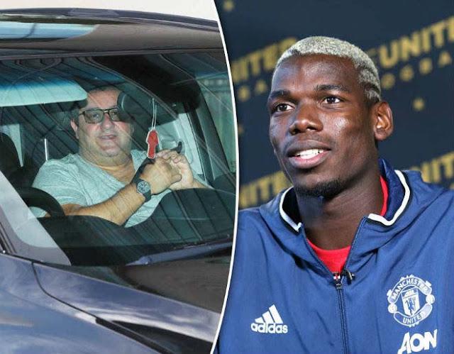 Pogba quy phục Mourinho: Lo dự bị mất World Cup, nhờ siêu cò hòa giải 3