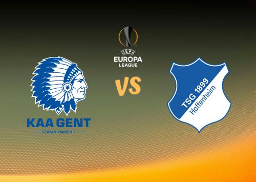 Gent vs Hoffenheim  Resumen