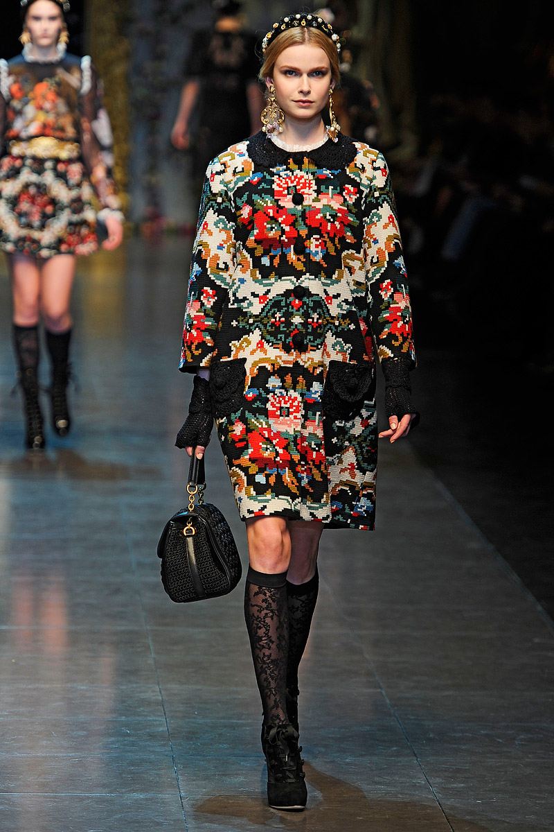 Loveisspeed Dolce Amp Gabbana Fall Winter 2012