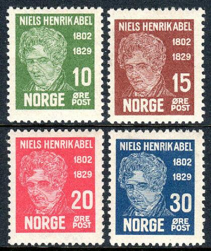 Niels Henrik Abel, mathematician,