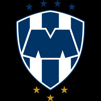 Logo Klub Sepakbola Monterrey PNG