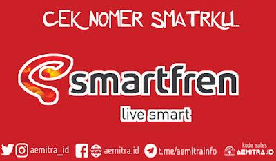Metode Cek No Smartfren Sendiri 4G GSM Terbaru