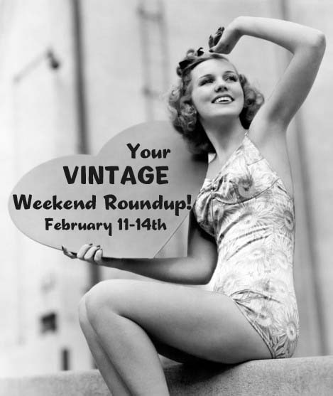 Toronto Vintage Society Weekly Roundup