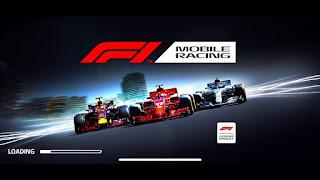 f1 mobile racing مهكرة