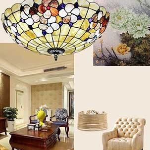 Hướng dẫn cách lắp đặt đèn ốp trần phòng khách