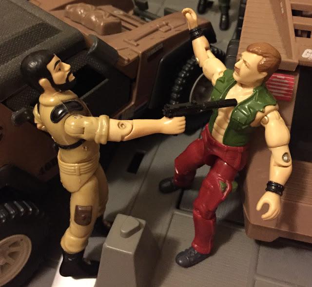 1984 Clutch, 1988 Wild Card, Mean Dog, VAMP Mark II