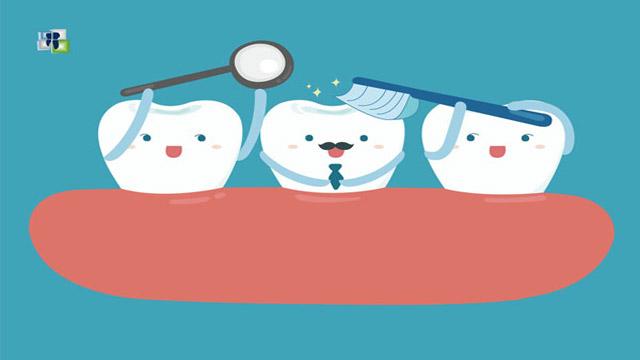 الحفاظ على نظافة الفم والأسنان وطريقة تفريش الأسنان