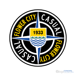 Flower City Casual Logo vector (.cdr)