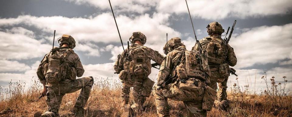 Добровольцями терооборони зможуть стати іноземці