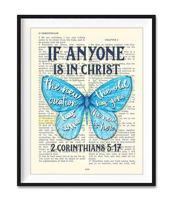 Jesus Habits - 2 Corinthians 5:17