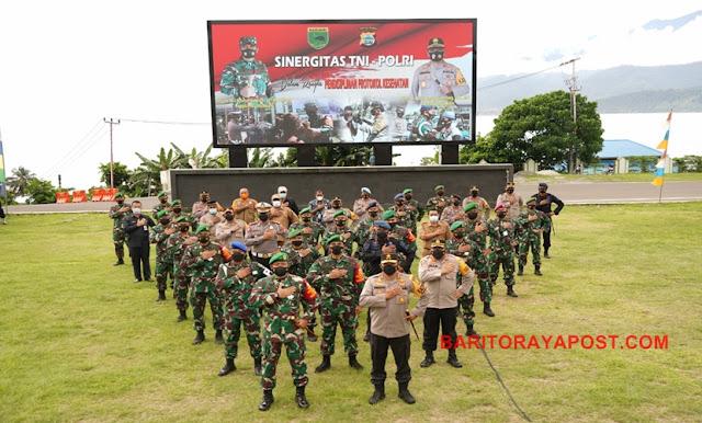 Pangdam XVIII/Kasuari: Sinergitas TNI-Polri Memiliki Nilai Enegi yang Luar Biasa
