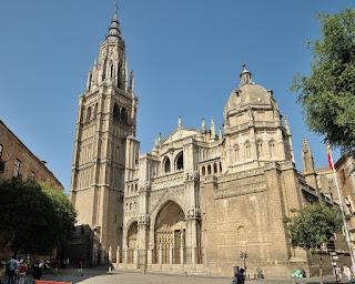 Catedral Primada Santa Maria de Toledo
