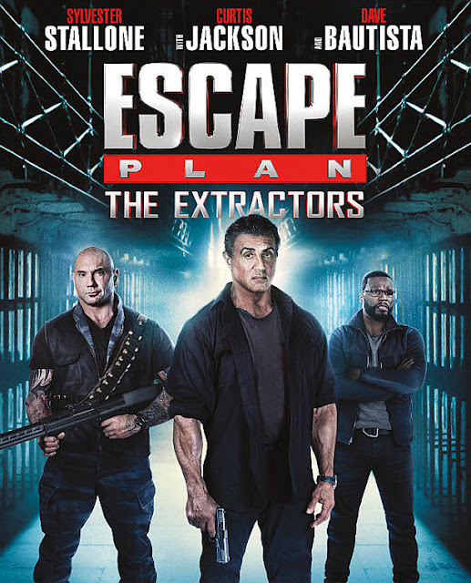 Sinopsis Film Escape Plan 3: The Extractors (2019)