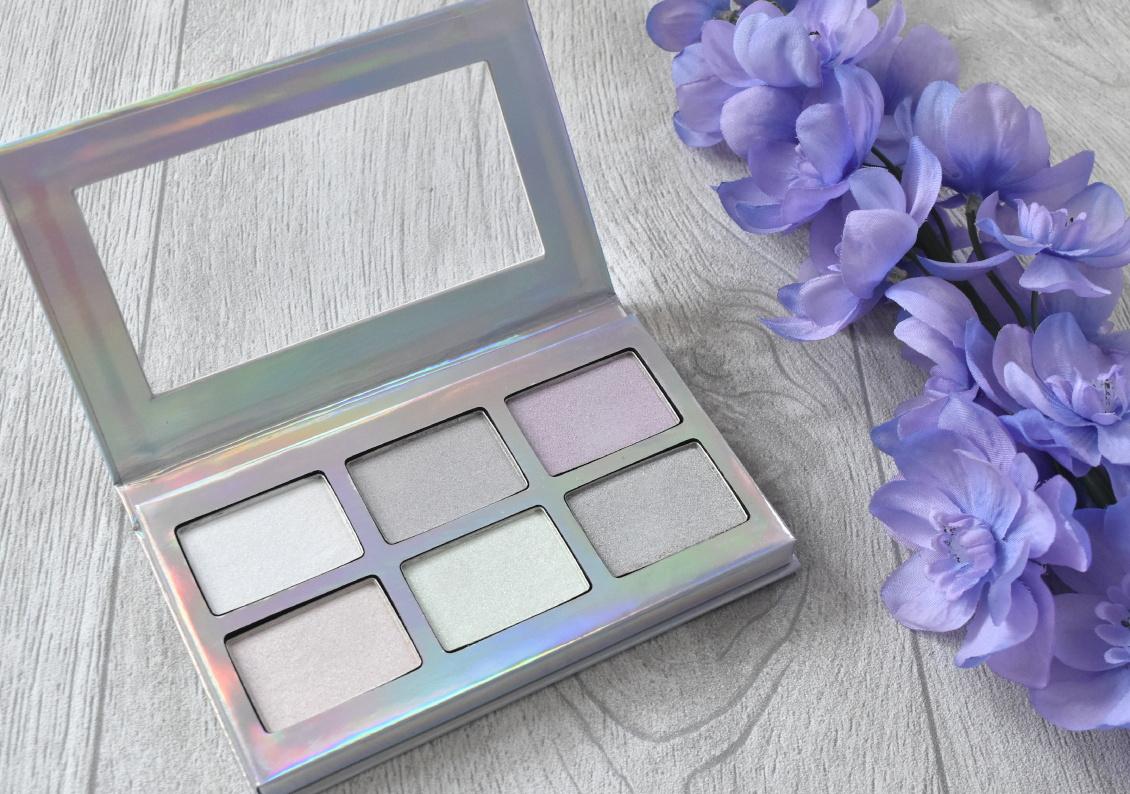 Produkt Neuheiten bei Rossmann - Frühjahr 2019 - RdeL Young Rainbow Shimmer Palette Lidschatten
