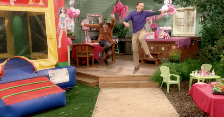 "The Big Bang Theory - The Celebration Reverberation - Review: ""Bounce House Besties"""
