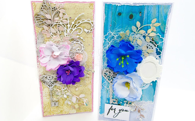 Positivelypapercraft shabby chic card