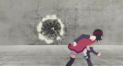 Cherry Blossom Impact Sarada