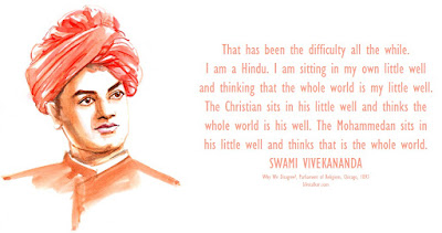 Swami Vivekanand on Hindu Muslim Conflict