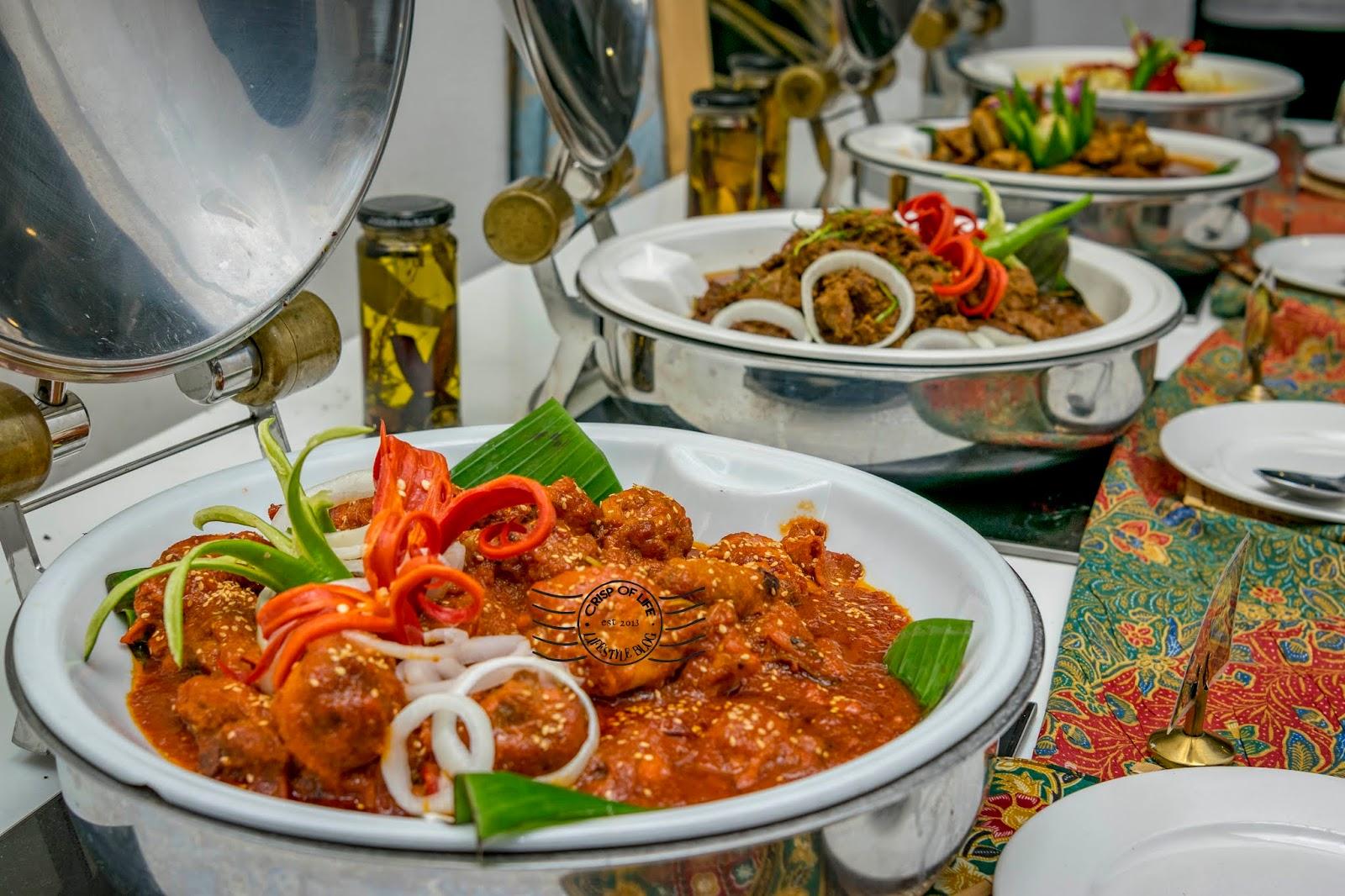 Sajian Nostalgia Ramadan Buffet 2019 @ Royale Chulan Penang
