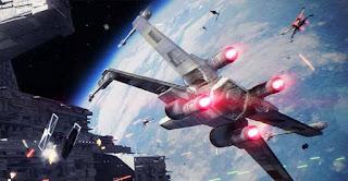 Estados unidos se prepara para una guerra galactica.