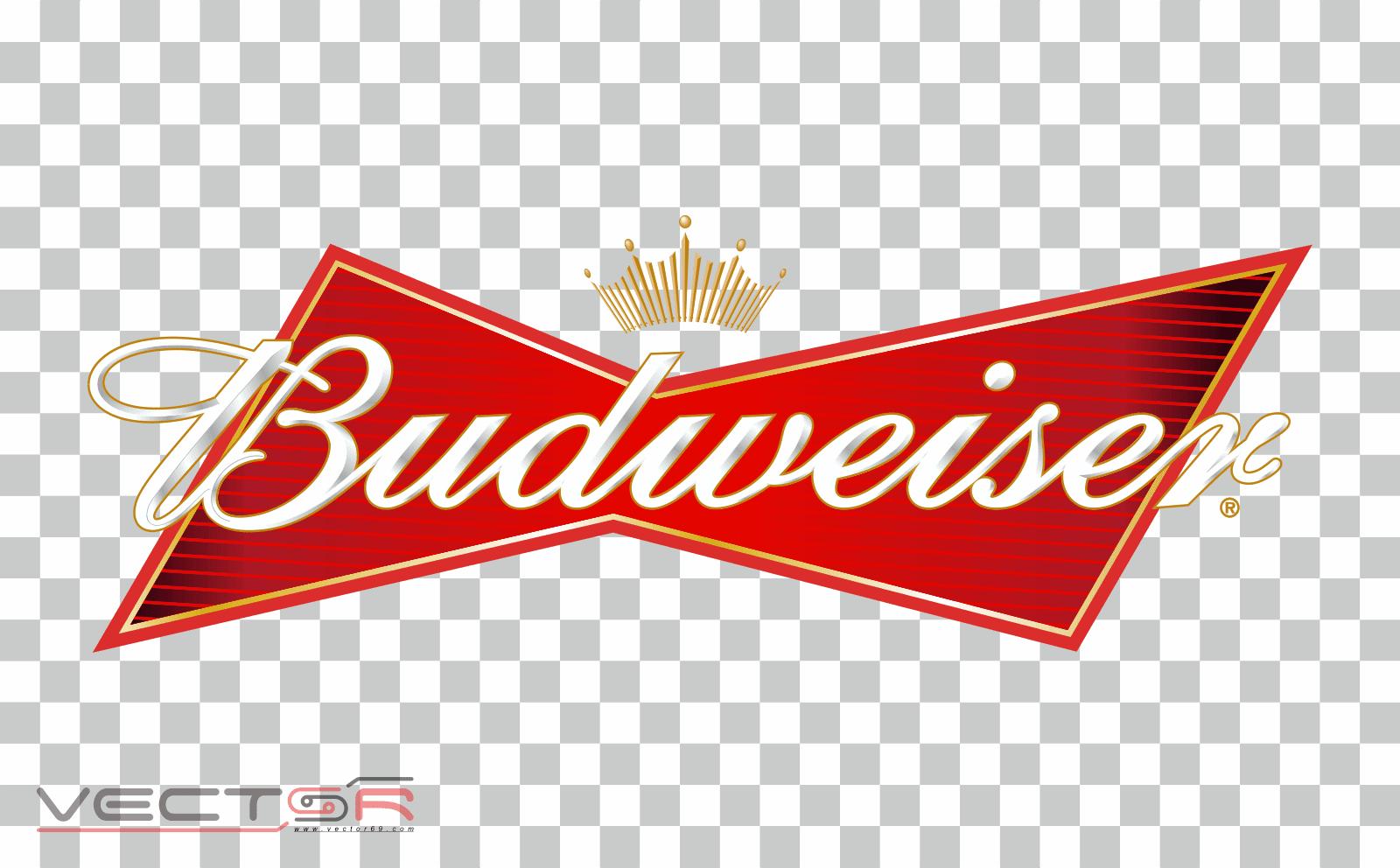 Budweiser (1999) Logo - Download .PNG (Portable Network Graphics) Transparent Images