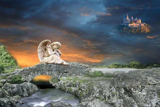 Czy wierzymy w aniołów?