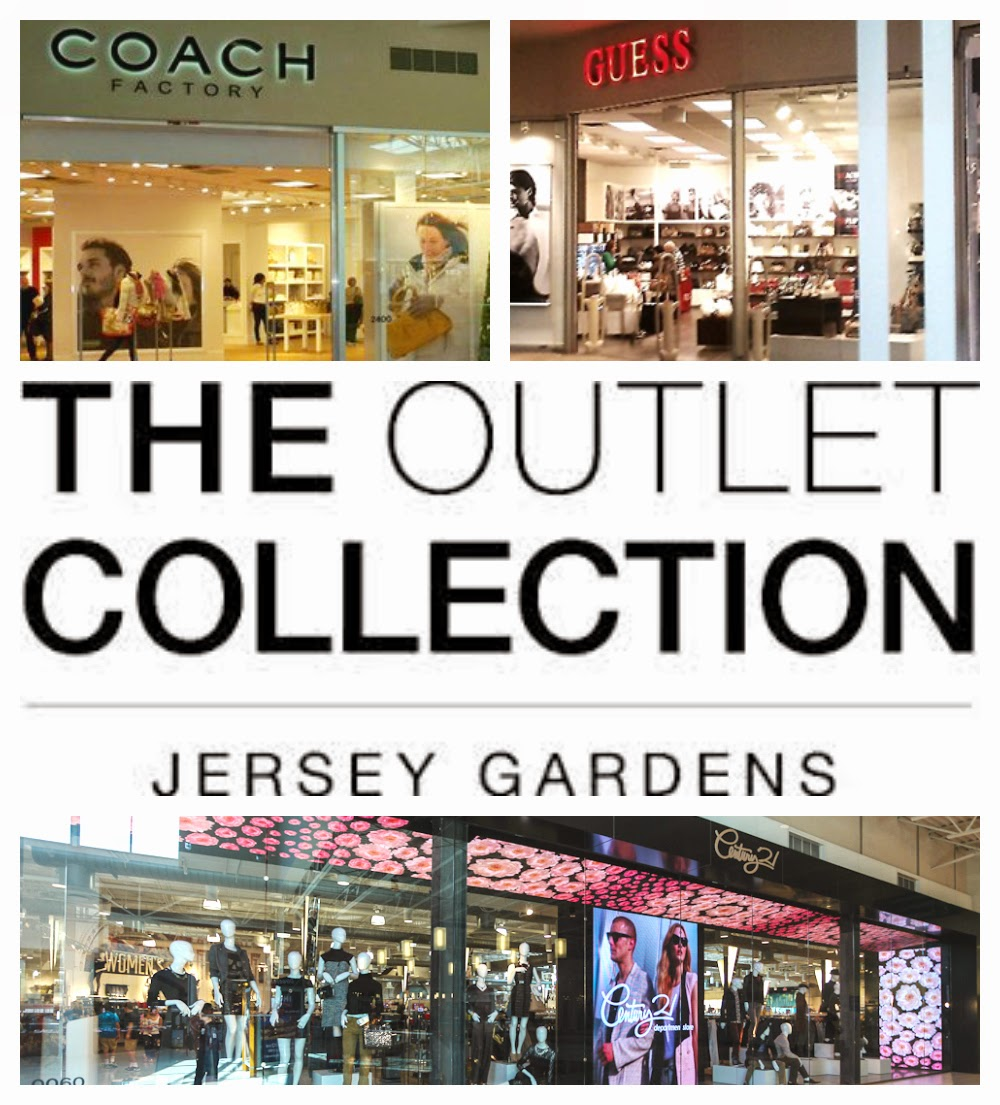 Lush fab glam blogazine luxury shopping at affordable - The outlet collection jersey gardens ...