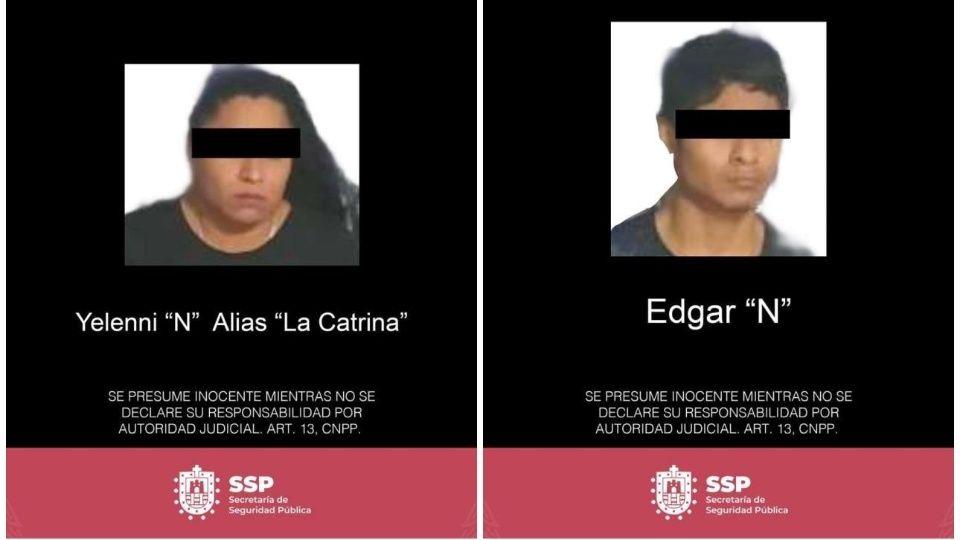 """Una Más! Captura SSP a """"La Catrina"""", presunta líder del CJNG en Las Choapas"""