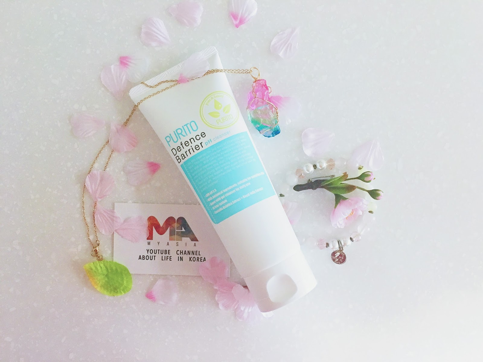 Purito Defence Barrier pH Cleanser отзыв