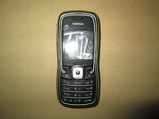 casing Nokia 5500 Sport outdoor jadul