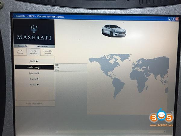 Maserati MDVCI liste de voiture-2