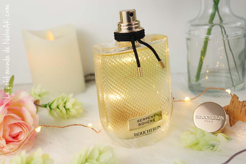parfum serpent bohème Boucheron