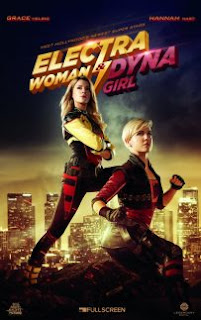 Download Film Electra Woman and Dyna Girl (2016) 720p WEB-DL Sub Indo