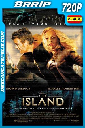 La isla (2005) 720p BRrip Latino – Ingles