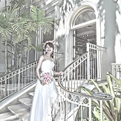 Moana Surfrider Bride
