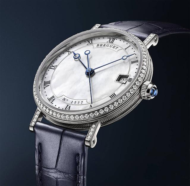 Breguet Classique 9068 mother of pearl 9068BB/52/976/DD00