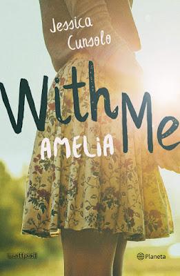 LIBRO - With me. Amelia Jessica Cunsolo  (30 octubre 2018)  COMPRAR ESTE LIBRO EN AMAZON ESPAÑA