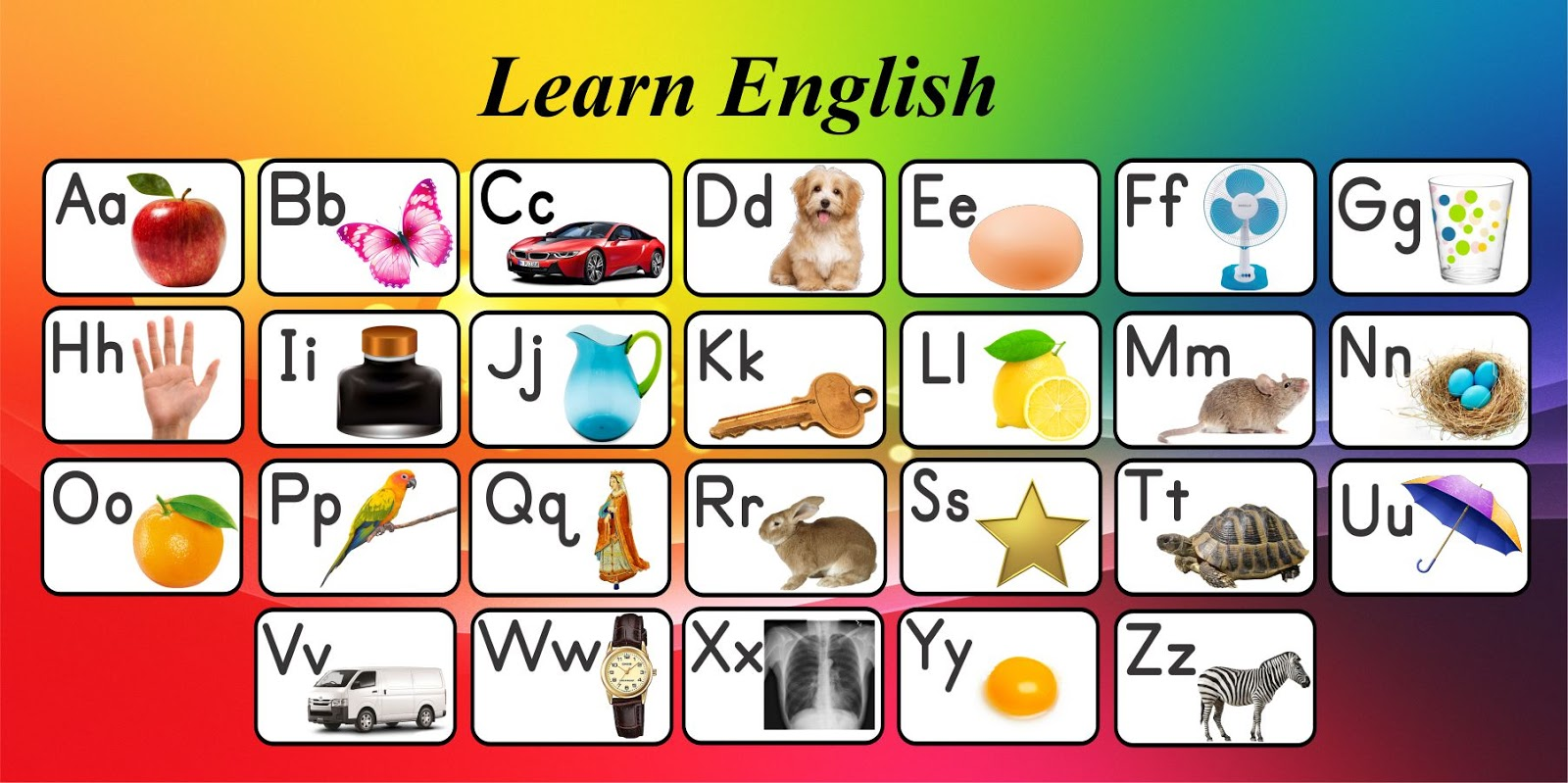 Abc english alphabets chart pena flex for kids room ece school preschool also goraya mobile and computer rh gorayamobilespot