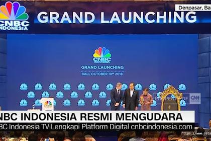 Frekuensi Channel Terbaru CNBC Indonesia di Telkom 4