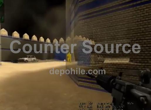 Counter Strike Source v34 Material Wallhack Hilesi İndir 2021