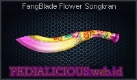 Fang Blade Flower Songkran