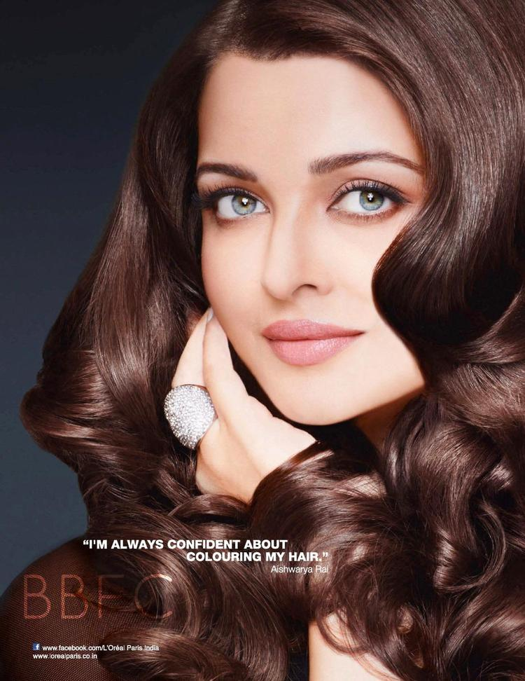 Aishwarya Stunning Face Picture