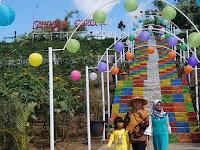 Taman Sitinggil Garden – Wisata Boyolali Terbaru