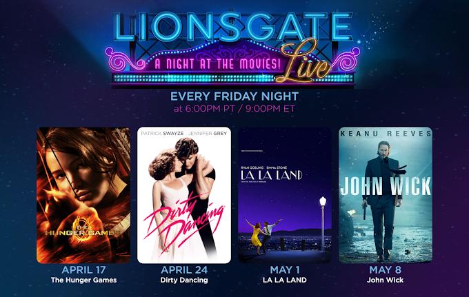 Films gratuits sur YouTube pendant le confinement : La La Land, Hunger Games, Dirty Dancing...