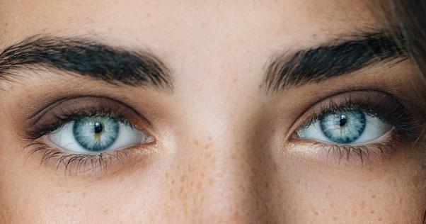 mắt đột biến gen