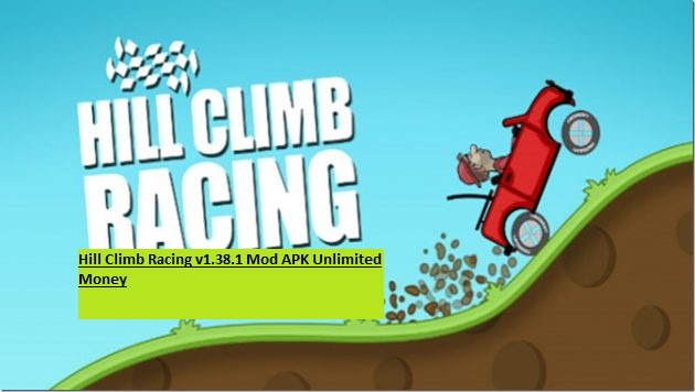 Hill Climb Racing v1.38.1 Mod APK Unlimited Money
