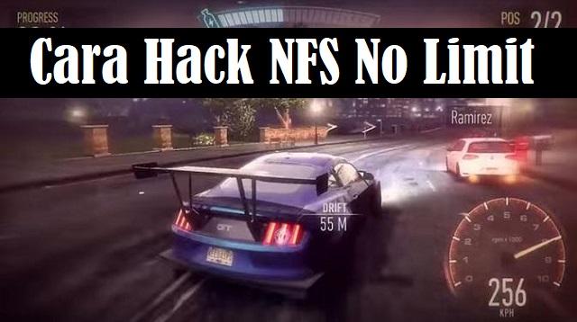 Cara Hack NFS No Limit