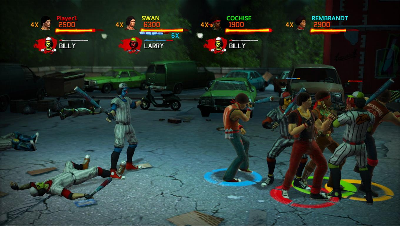 Download Game The Warriors PC ISO For PS2